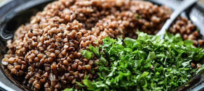 Grikių dieta: kai reikia greito rezultato